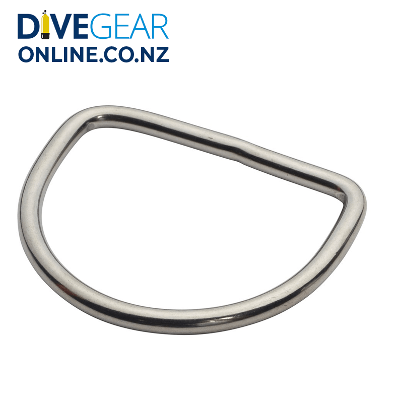 Stainless Steel 2 inch D ring
