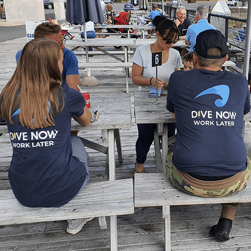 Dive Now T-Shirt