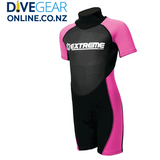Extreme Limits Children's 2.5mm Shorty Wetsuits - Spring Suit