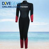 Extreme Limits Mens and Womens 2.5mm Wetsuits - Spring Suit