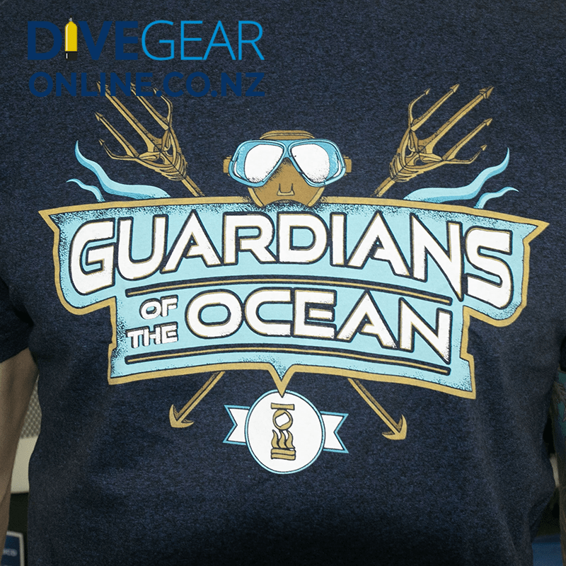 Fourth Element Guardians of the Ocean T-Shirt