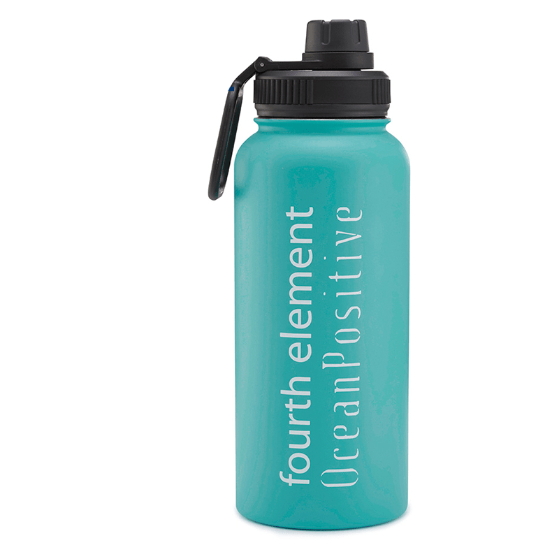 Fourth Element Insulated Water Bottle - Gulper