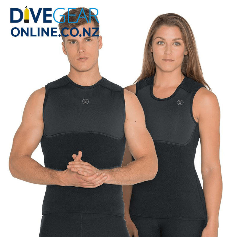Fourth Element X-Core Vest - Ocean Positive Range