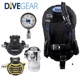 Halcyon and Apeks Scuba Package