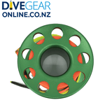 Aluminium Dive Reel with 30 metres of line