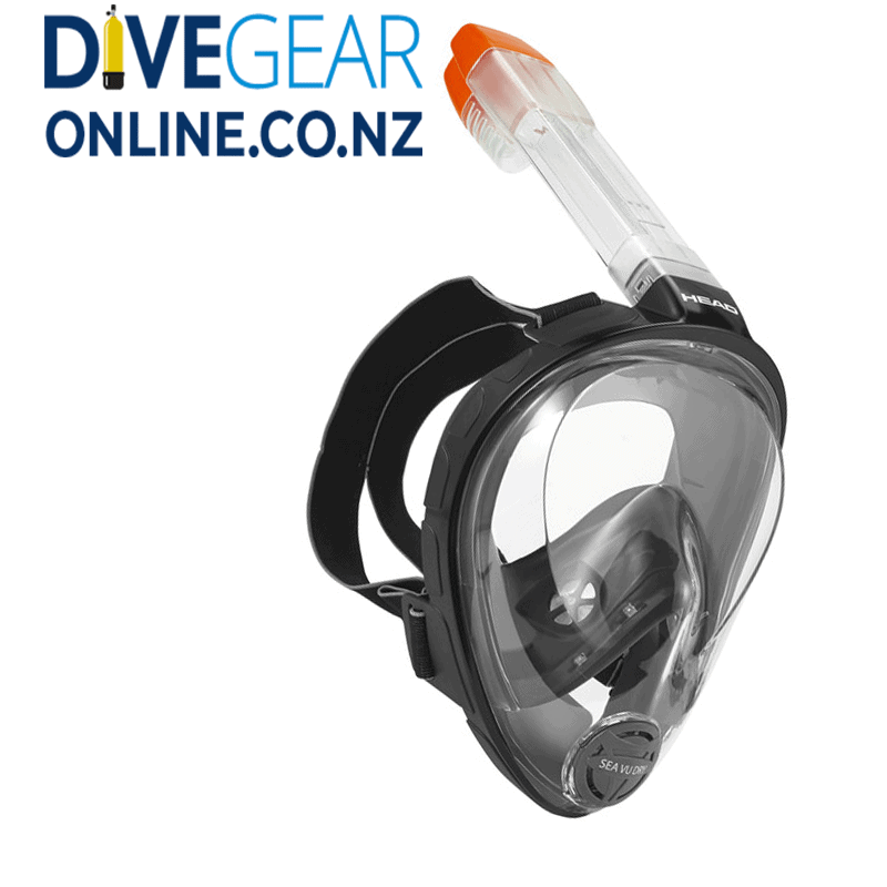 Head Sea Vu Full Face Snorkelling Masks