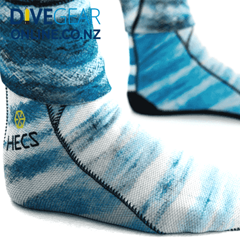 Hecs 3mm Neoprene Socks