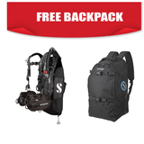 Scubapro Hydros Pro Diving BCD with free backpack