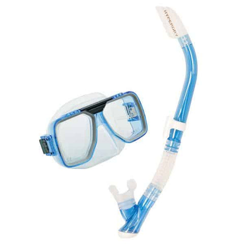 Tusa Liberator Adult Mask and Snorkel Set