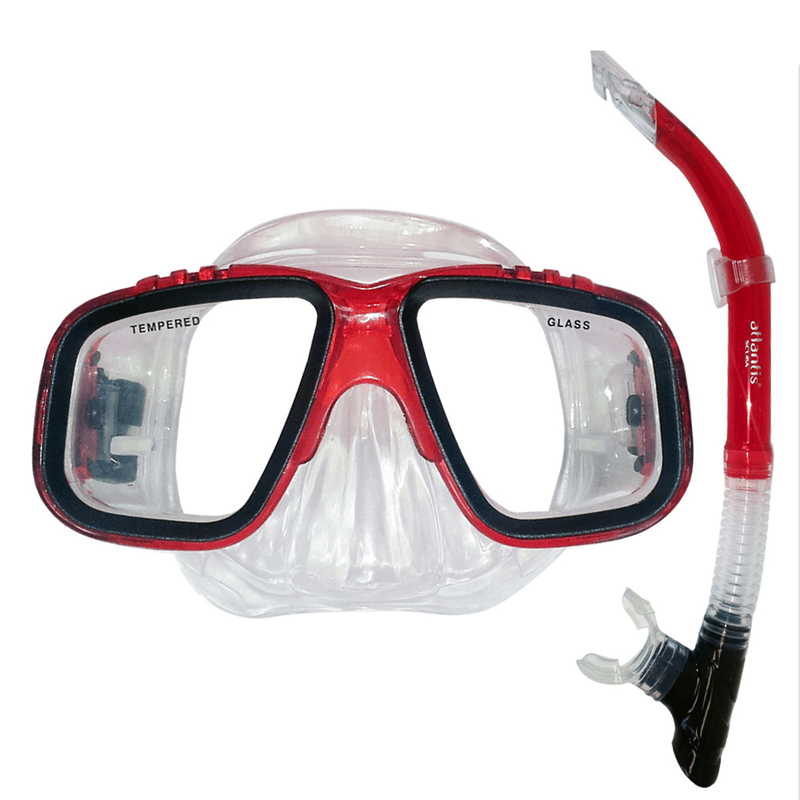 Atlantis Spree M42 Youth Mask and Snorkel Set