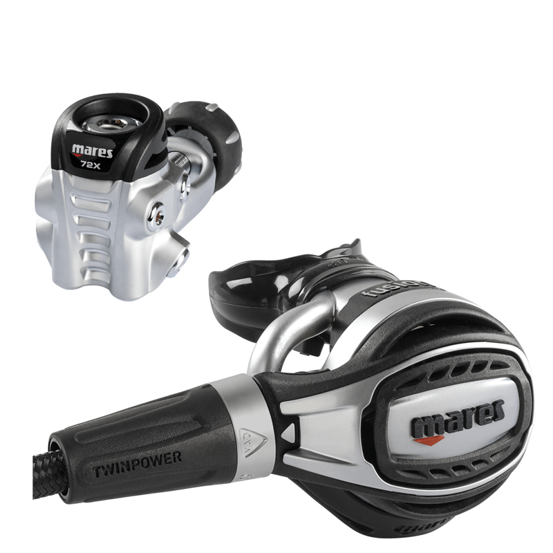 Mares Scuba Regulator | Fusion 72X from