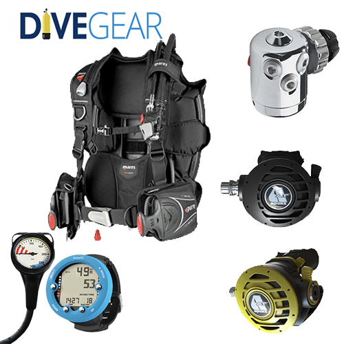 Mares Pure and Apeks AT20/20 Scuba Package