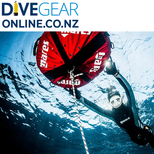 Mares Training Bouy - Freediving Training Float