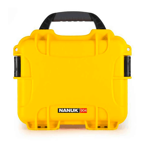 Nanuk 904 hard case Yellow