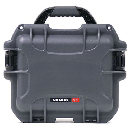 Nanuk 905 hard case Graphite