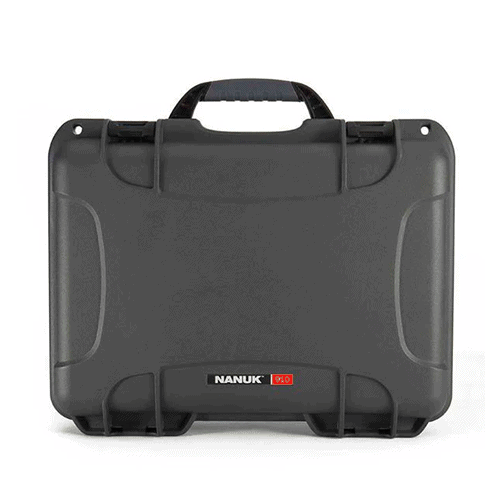 Nanuk 901 Hard Case Graphite