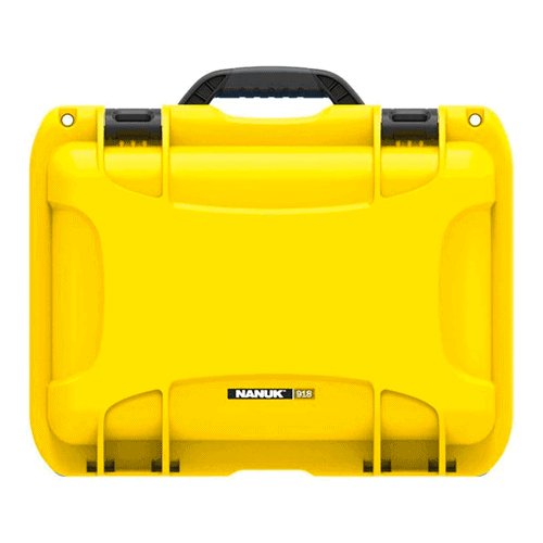 Nanuk 918 Hard Case Yellow