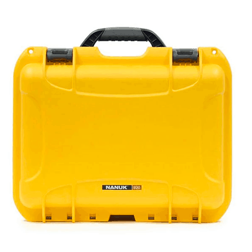 Nanuk 920 Hard Case Yellow
