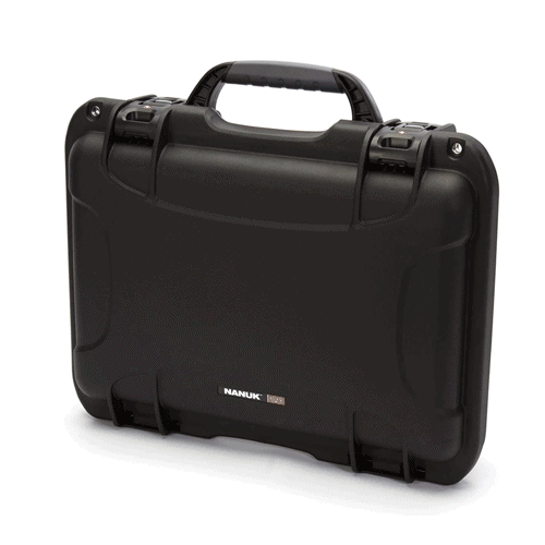 Nanuk 923 Black Hard Case