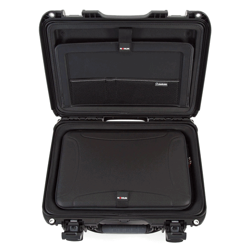 Nanuk 923 Laptop Hard Case Black