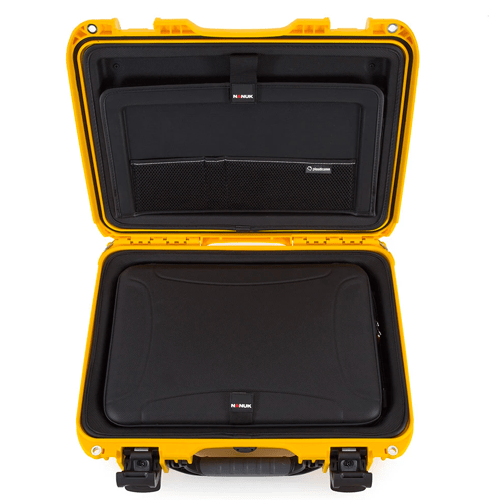 Nanuk 923 Laptop Hard Case Yellow