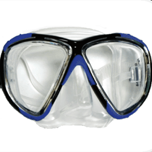 Pro Dive OLM Mask - Corrective lenses available