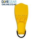 OMS Slipstream Fin Yellow 2020 limited edition colour