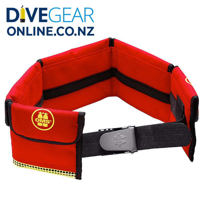 OMS Weight Belt with Pockets