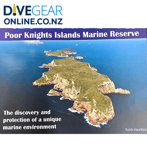 Poor Knights Islands Marine Reserve by Keith Hawkins
