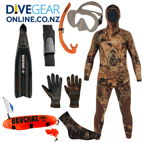 Freediver Ultimate Camo Package