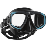 Scubapro Zoom Evo Mask Black/Aqua