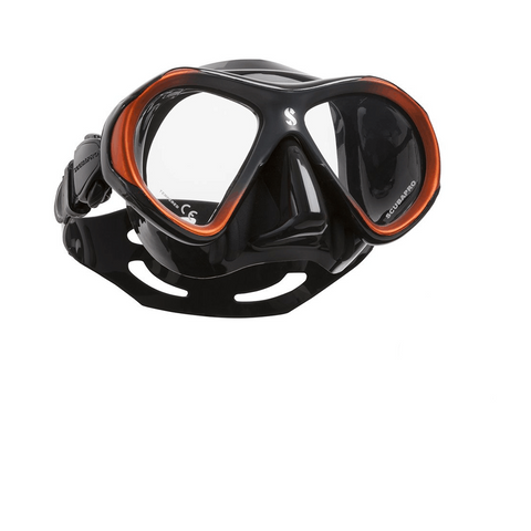Scubapro Spectra Mini Mask Black Bronze with Free Sea Buff