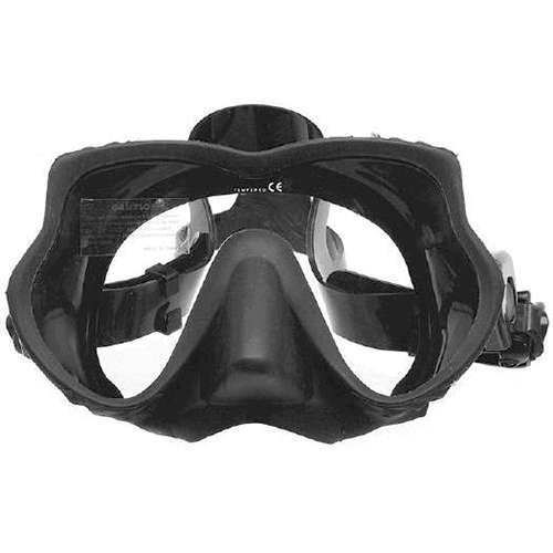 Pro Dive Super Vision Mask black
