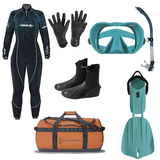 Ultimate womens wetsuit package