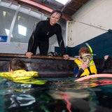 Kids Learn to Snorkel Course