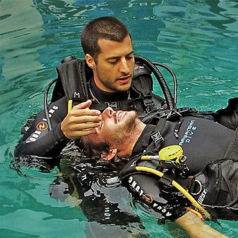PADI Emergency First Responder Course