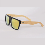 Pegged Sunglasses Kicks Yellow Mirror Lens