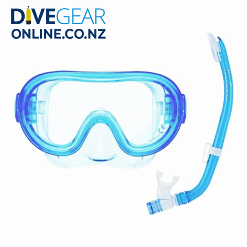 Reef Tourer Youth Mask and Snorkel Set