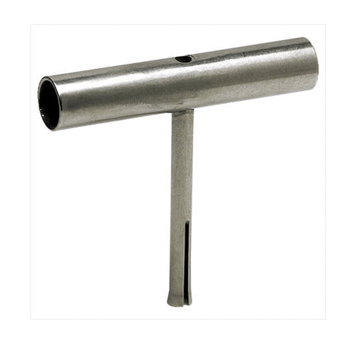 Wishbone tool for speargun rubbers