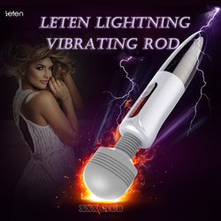 Lightning Massager vibrator for female masturbation - Real Silicone Sex Dolls