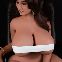 Real Sex Doll 168cm Full Body - Big Breasts Huge Butt Female Silicone Sex Doll - Real Silicone Sex Dolls
