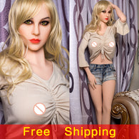 Real Sex Doll Men - Lifelike Big Breast - Real Silicone Sex Dolls