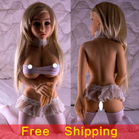 Real Silicone Sex Dolls with Skeleton - Real Silicone Sex Dolls