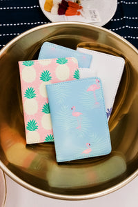 Cactus Passport Case