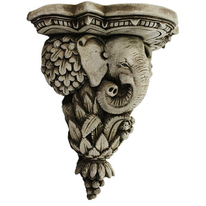 Concrete Corbel Wall Decor