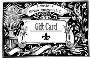 Water Fountains and Statues Gift Card