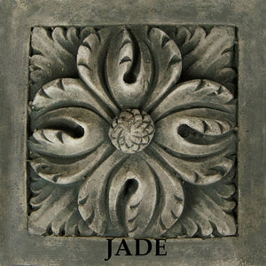 Garden Maiden Wall Plaque, 10 inches H x 10 inches W, FREE SHIPPING