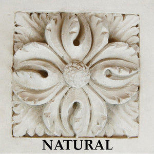 European Corbel Acanthus, 6.5 inches H X 4 inches W, FREE SHIPPING