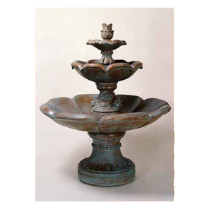 Three tier water fountain for sale