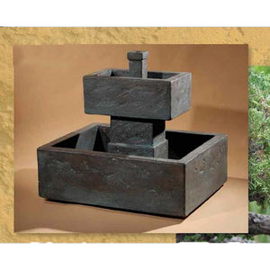 Modern cement indoor outdoor fountains for sale